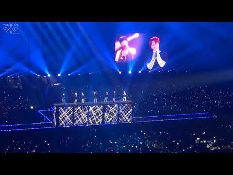 [방탄소년단/BTS] 171208 The Wings Final - Path (길) 아미들의 눈물지뢰지오...ㅠㅡㅠ