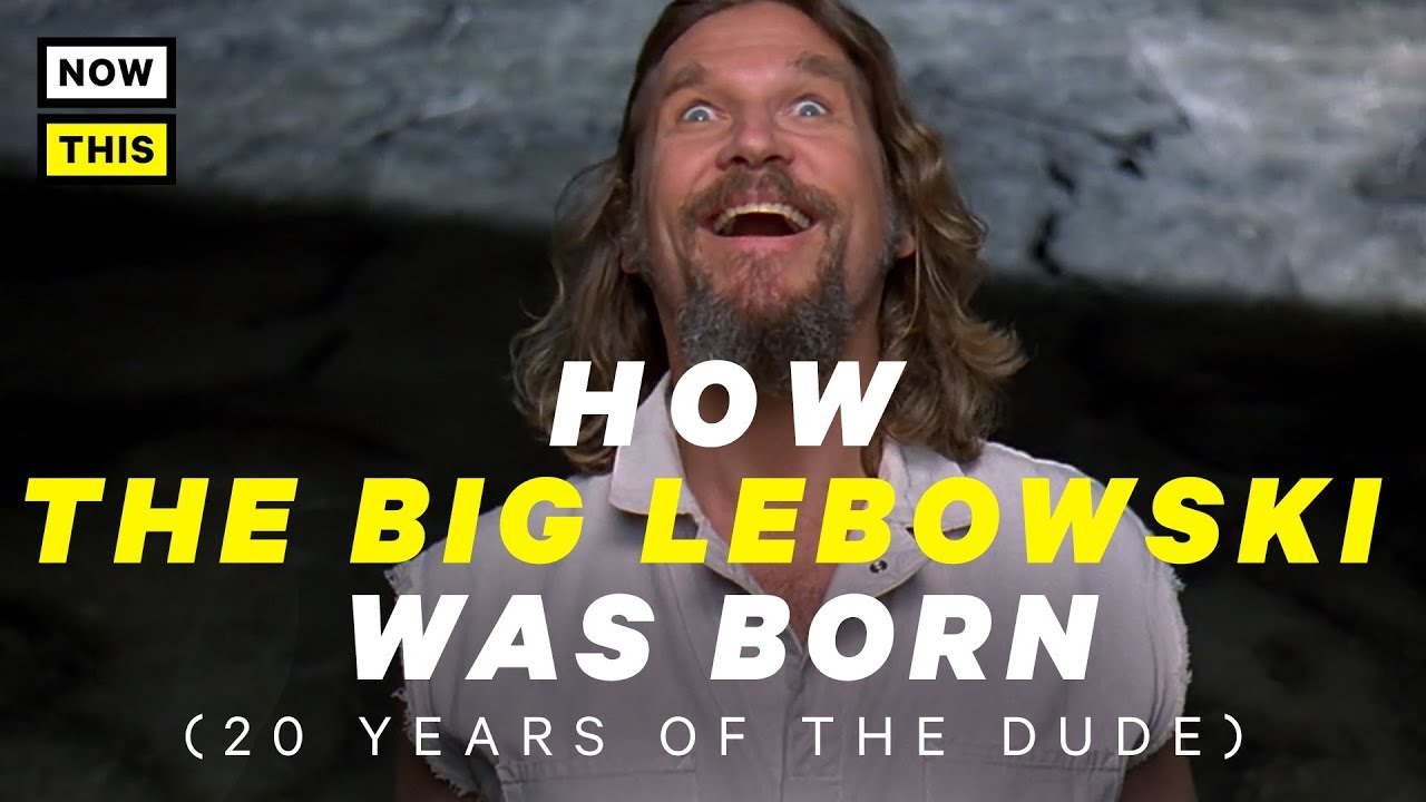 How The Big Lebowski Was Born | NowThis Nerd