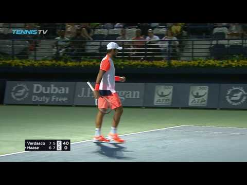 Murray & Verdasco to clash in final | Dubai 2017 Semi-Final Highlights