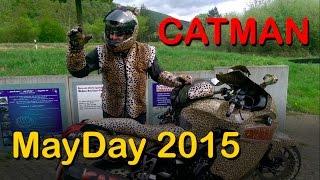 MayDay 2015 & Catman im Café Fahrtwind in Hönningen in der Eifel - Full HD - HTC M8