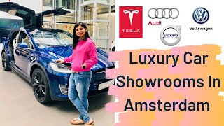 Car Prices In Netherlands | Tesla, Audi, Volvo | How Expensive Are Cars In Netherlands | Hindi Vlog