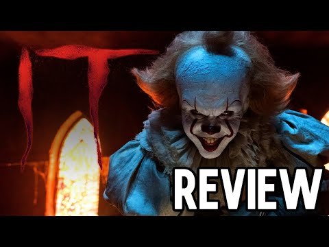 we all float down here it 2017 movie review youtube