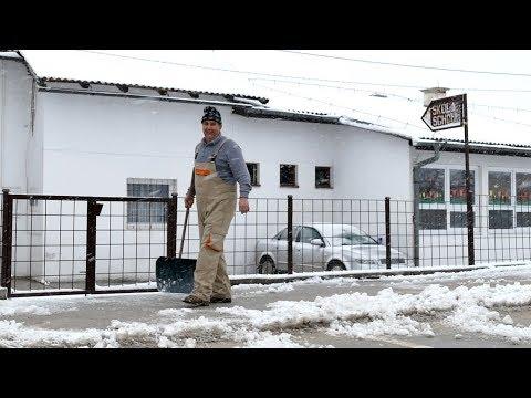 Novi snijeg pokrio Bosnu