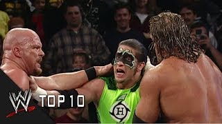 Royal Rumble Fails: WWE Top 10