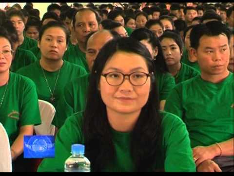 Laos National Television 18h Ngay 22.09.2015