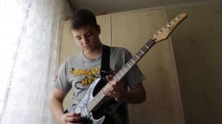 Rammstein - Rein Raus (guitar cover)