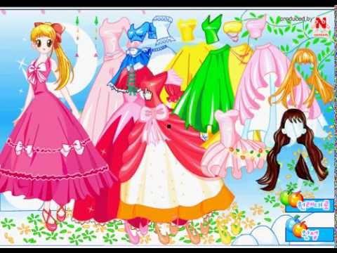 Game thời trang công chúa lọ lem | Tóm tắt các thông tin liên quan đến game thoi trang de thuong chi tiết