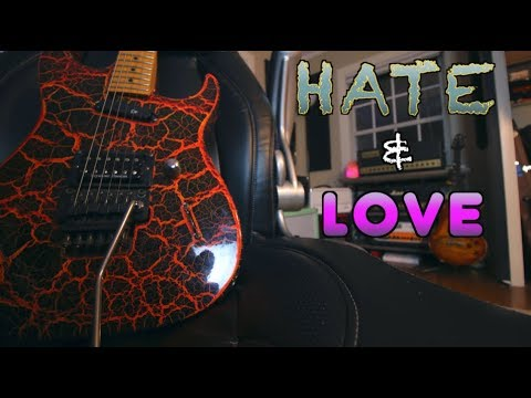 I Hate And Love This Guitar!(Has This Happened To You?)
