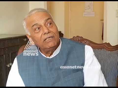 BJP leader Yashwant Sinha speaks against BJP Govt |Gujarat Assembly Elections 2017