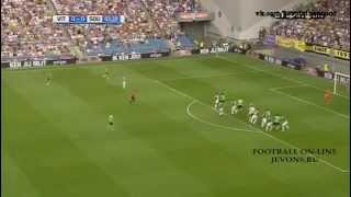 Vitesse vs Southampton 0:2 Goals Europa League Qualification 06.08.2015