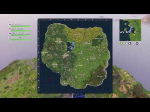 Pyramid traps in Fortnite