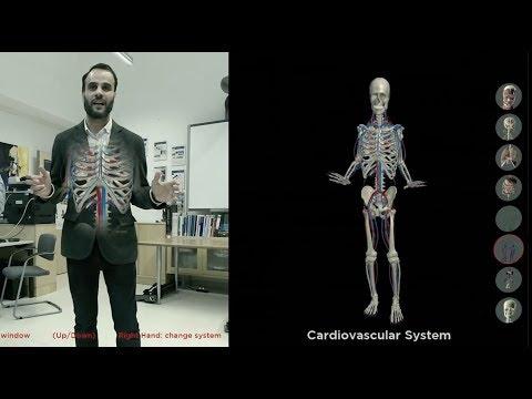 -مرآة سحرية- تساعد الأشخاص على النظر ما هو داخل جسمهم  - نشر قبل 8 دقيقة
