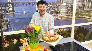 Nejchutnější a nejlehčí recept na Velikonoční MAZANEC Vařte s Majklem