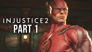 INJUSTICE 2 THE MULTIVERSE Gameplay Walkthrough Part 1 - INTRO
