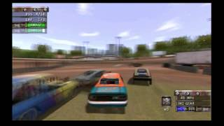 Test Drive: Eve of Destruction - Jump Race - 2TB Original Xbox