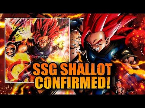 Super Saiyan God Shallot CONFIRMED!! || Dragon Ball Legends