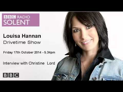 BBC Radio Solent - Christine Lord - 17th October 2014