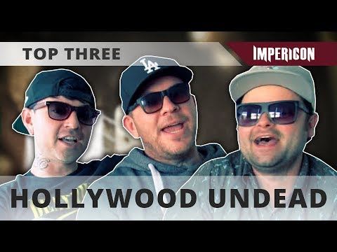 Top Three with Hollywood Undead