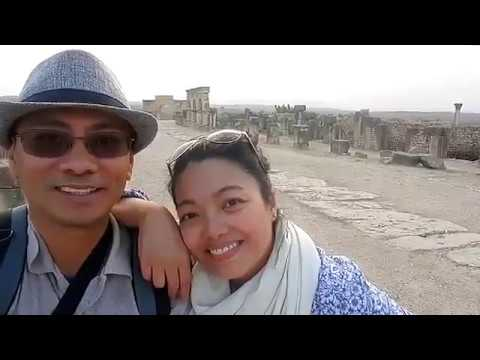 Volubilis Roman City: Morocco Day 1 - Tour Provided by DADES EXPERIENCE TOURS