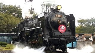 蒸気機関車2012 ~今年も感動をありがとう~