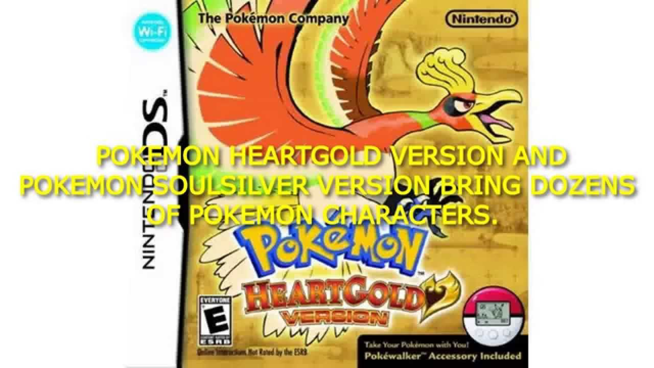 how to download and play pokemon heartgold