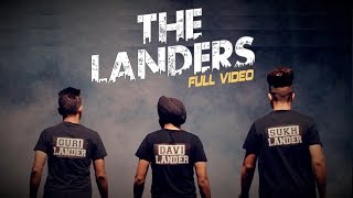 The Landers - Lander | Mr VGrooves | Latest Punjabi Song 2016