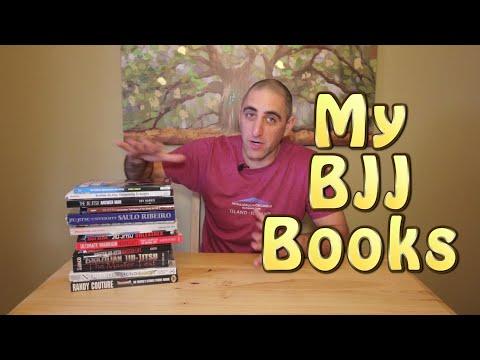 14 BJJ Books Reviewed