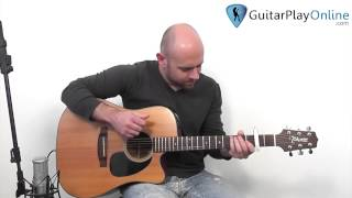 The thrill is gone (B.B. King) - Acoustic Guitar Solo Cover (Violão Fingerstyle)