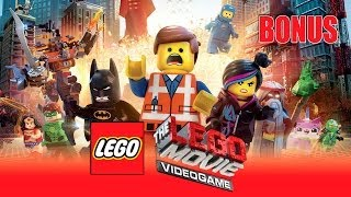 The LEGO Movie Videogame - Бонус