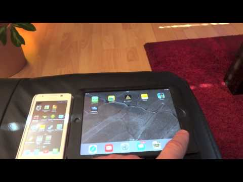 IPad -iPhone - Android Tablet - Smartphone Als TV Universal Fernbedienung - TheAskarum