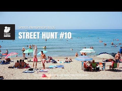 Beach Street Photography - Street Hunt #10 by Spyros Papaspyropoulos