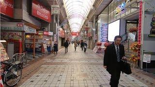 Quick tour of Tokyo's 'shōtengai' shopping districts