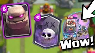 golem graveyard deck the best graveyard deck   the best legendary arena 10 deck