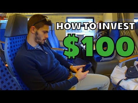 How to Invest 100 Dollars (And Make Money)