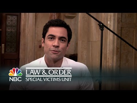 Law & Order: SVU - Danny Pino Talks Amaro (Digital Exclusive)