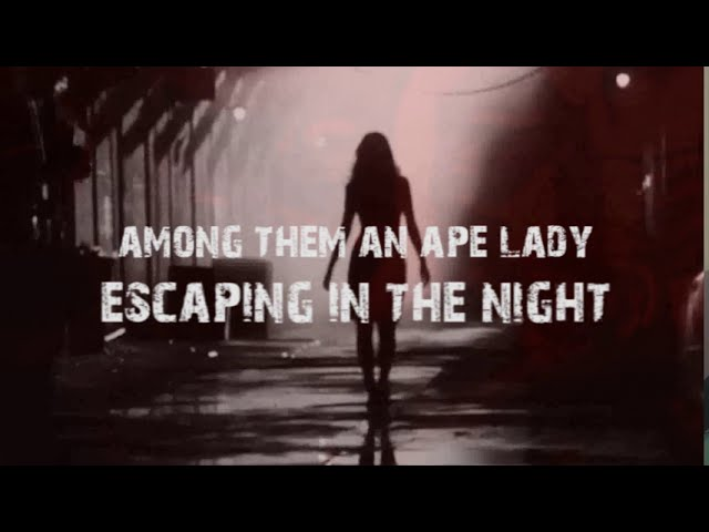 "LORDS OF SALEM - New official Lyric Video for the song ""Zombie Monkey Woman"""