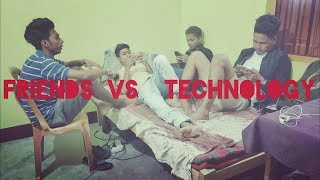 Technology ruins our friendship// Friendship vs technology//Vines//A 4 axomiya vines//