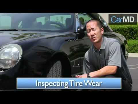 How to Inspect Tire Wear, Grande Prairie, AB - www.gpautogroup.com