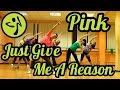 Zumba Fitness Cooldown Pink Just Give Me A Reason ZUMBA ZUMBAFITNESS