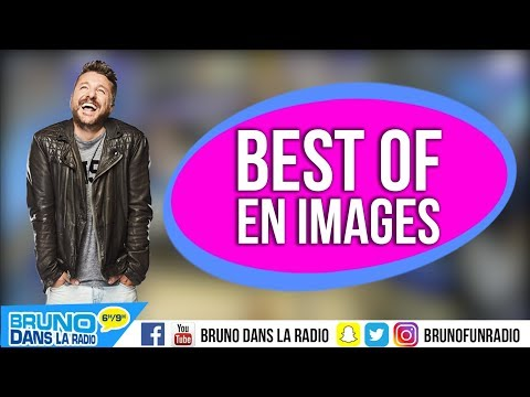 #BrunoDansLaRadioSwitch (15/03/2018) - Best of de Bruno dans la Radio