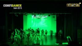 In Aankhon Ki Masti - Shiamak Confidance Show - Delhi 2013
