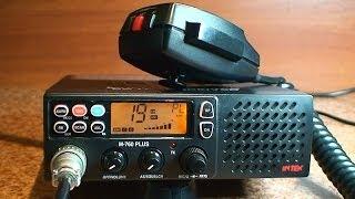 INTEK M 760 PLUS - Zanim kupisz cb radio - Test # 15