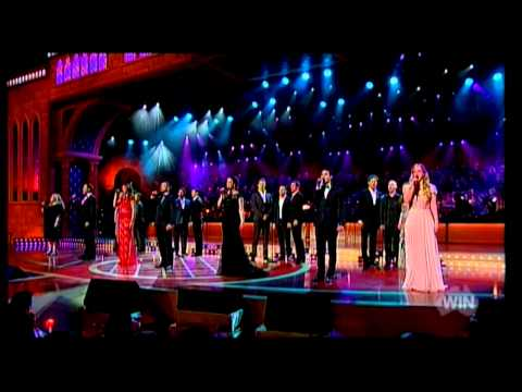 "Les Misérables Australia – ""God Rest Ye Merry Gentlemen"" – Carols by Candlelight 2014"