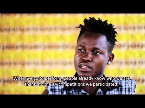 Meet the Artist - Alfred Julius - Dancer - Dar Es Salaam (n.16)