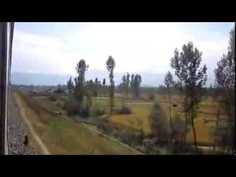 A compilation of several videos taken between Srinagar and Banihal