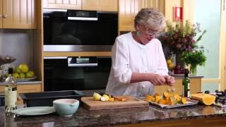 Maggie Beer - Roast Pumpkin & Sweet Potato