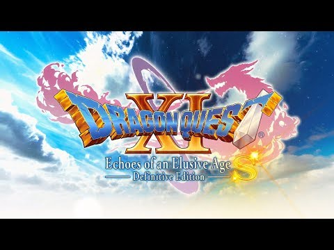 DRAGON QUEST XI S Demo on Switch