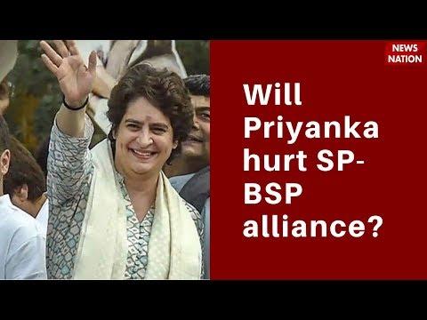 Dopahar Ka Dangal: Will Priyanka Gandhi's rise in UP hurt Mahagathbandhan? Mp3