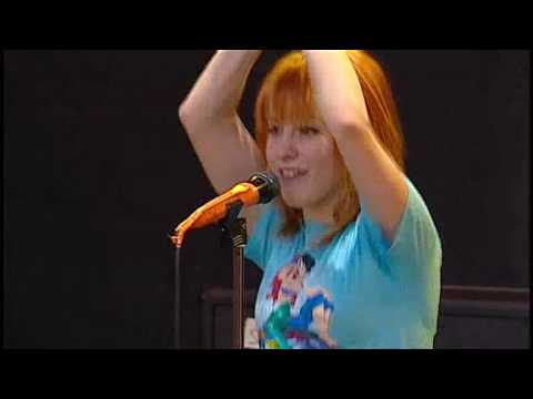 Paramore - Miracle [Norwegian Wood 2008]