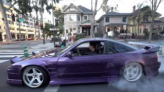 Bagged RB25 S13 hits the Streets!